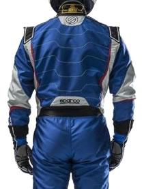 スパルコ レーシングスーツ X-LIGHT KX8 リア