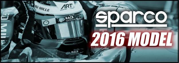 スパルコ 2016年モデル sparco
