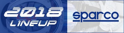 スパルコ 2018 年モデル sparco