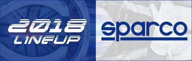 スパルコ Sparco 2018 モデル シリーズ ラインナップ