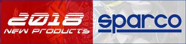 sparco スパルコ 2018 モデル
