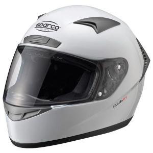 スパルコ ヘルメット Club X1 ホワイト Sparco|star5|05