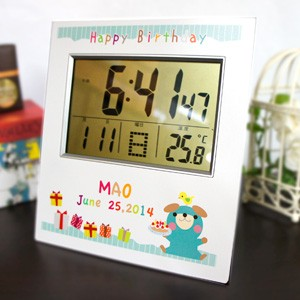 置き時計に出来るデジタル時計