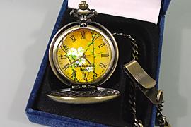 懐中時計タイプ