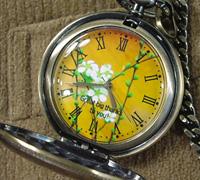 オリジナル懐中時計