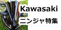 Kawasaki ニンジャ 特集