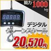 デジタルクレーンスケール(1,000kg仕様)
