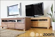 2色テレビ台