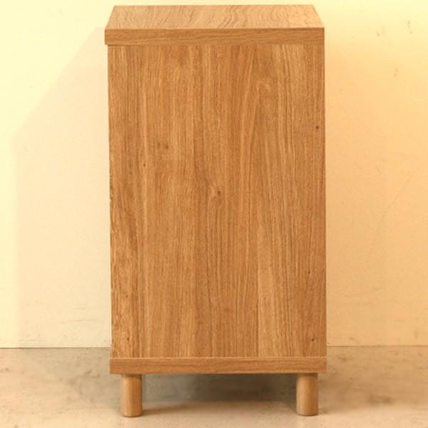 スリムチェスト サイドチェスト 収納家具 完成品 北欧 幅40cm