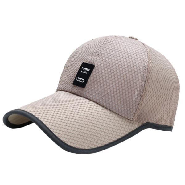 男女兼用 メッシュ スポーツ 旅行 ゴルフ 野球帽子 サンハット キャップ UVカット 速乾 通気性 全6色 stk-shop 03
