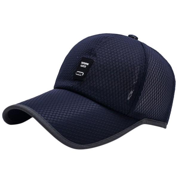 男女兼用 メッシュ スポーツ 旅行 ゴルフ 野球帽子 サンハット キャップ UVカット 速乾 通気性 全6色 stk-shop 02