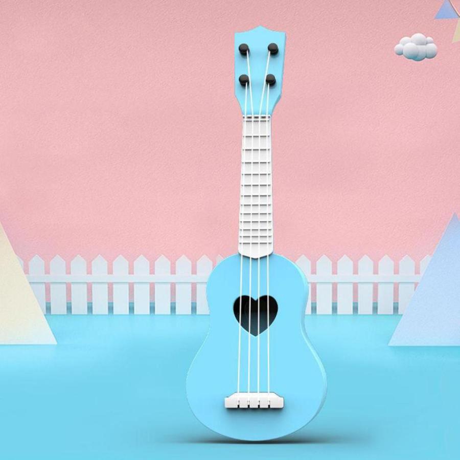 4ストリングハワイギターウクレレ早期教育発達パーティーコンサート音楽楽器のおもちゃ初心者幼児誕生日ギフト stk-shop 05