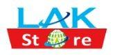 LAK Store ロゴ