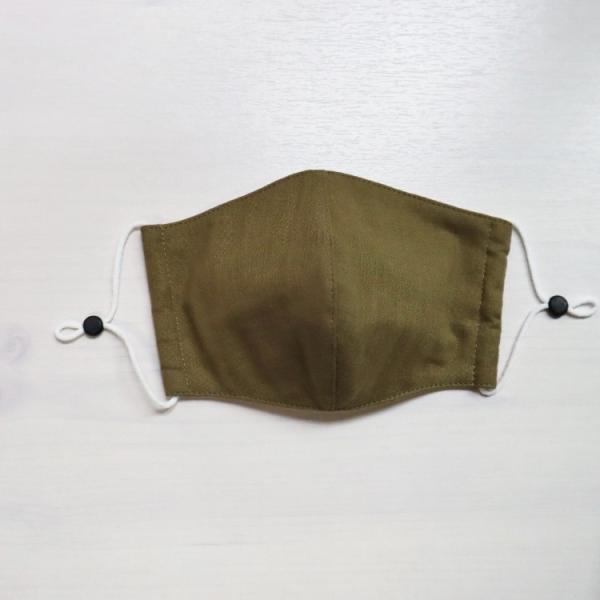 マスク 日本製 洗える 秋冬用 立体 不織布フィルター 大 普通 小 3サイズ 無地|stories-shop|04