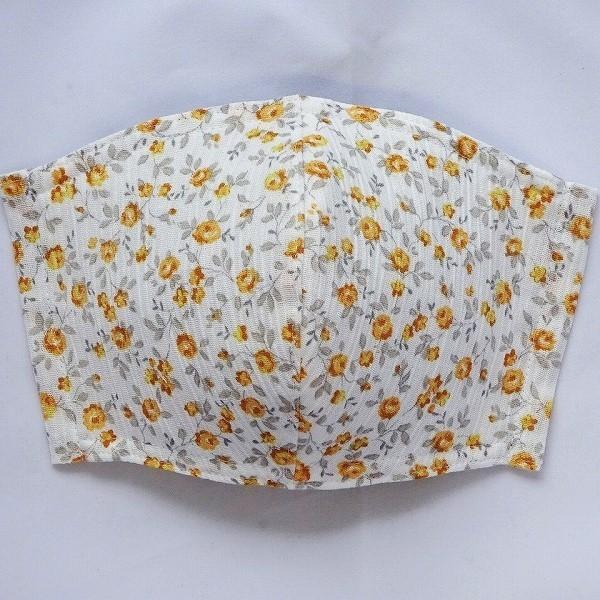 マスク 夏用 日本製 洗える 保冷剤付 立体 普通 小さめ 女性 子供|stories-shop|12