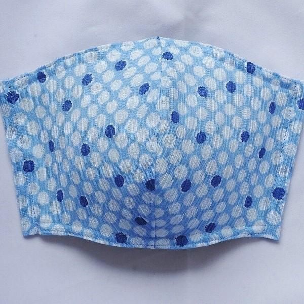 マスク 夏用 日本製 洗える 保冷剤付 立体 普通 小さめ 女性 子供|stories-shop|08