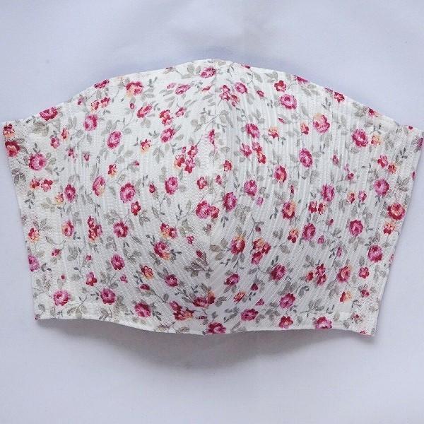 マスク 夏用 日本製 洗える 保冷剤付 立体 普通 小さめ 女性 子供|stories-shop|10