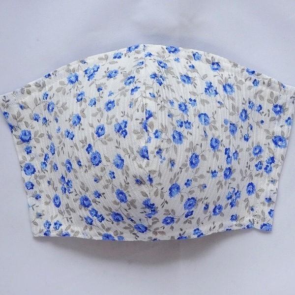 マスク 夏用 日本製 洗える 保冷剤付 立体 普通 小さめ 女性 子供|stories-shop|11