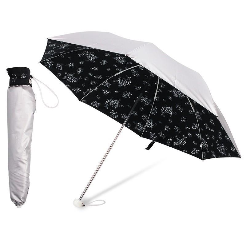 日傘 折りたたみ レディース 晴雨兼用 UVカット率99%以上 遮光率99%以上 UPF50+ 遮熱|story-web|17