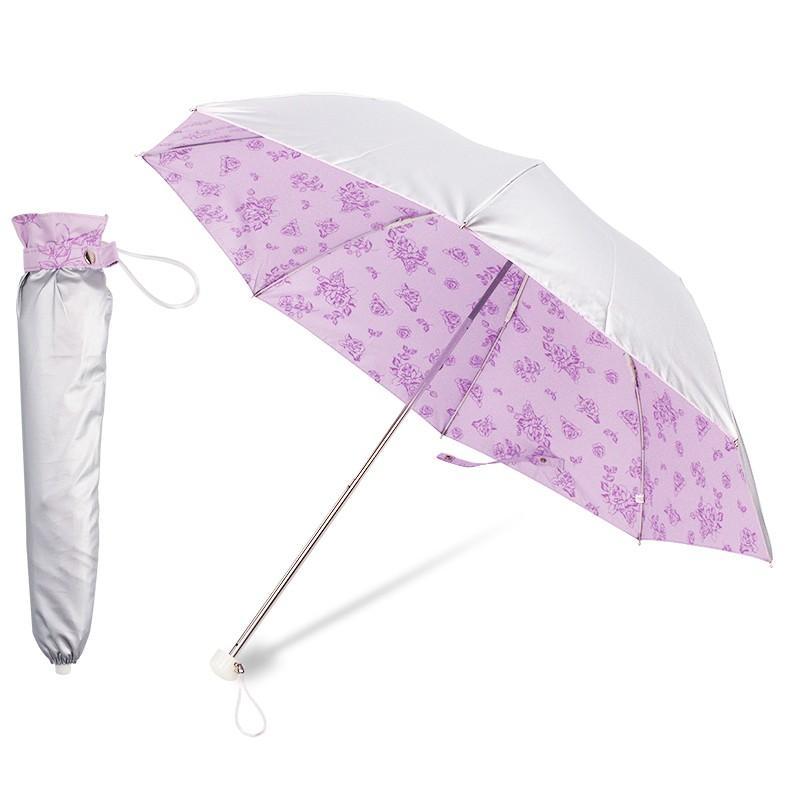 日傘 折りたたみ レディース 晴雨兼用 UVカット率99%以上 遮光率99%以上 UPF50+ 遮熱|story-web|22