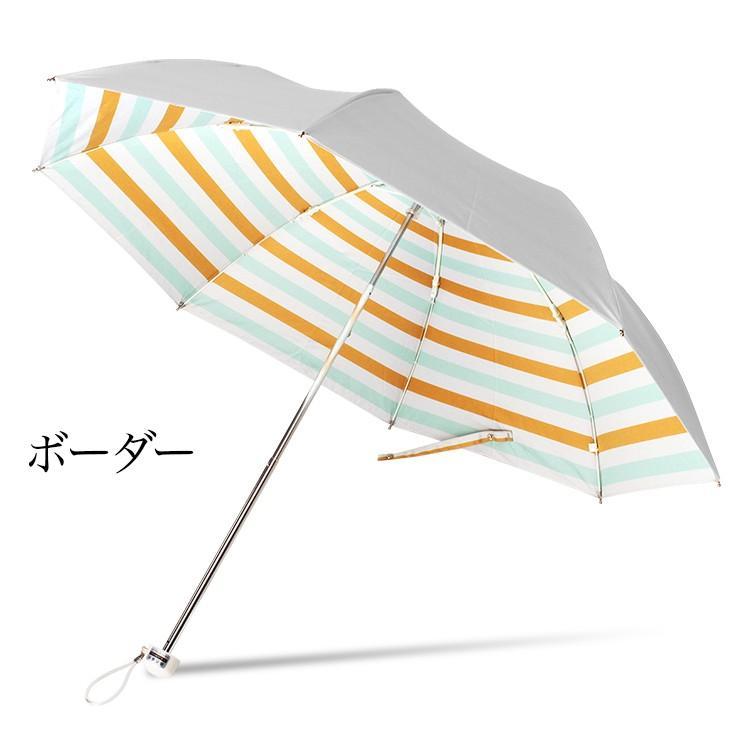 日傘 折りたたみ レディース 晴雨兼用 UVカット率99%以上 遮光率99%以上 UPF50+ 遮熱|story-web|20