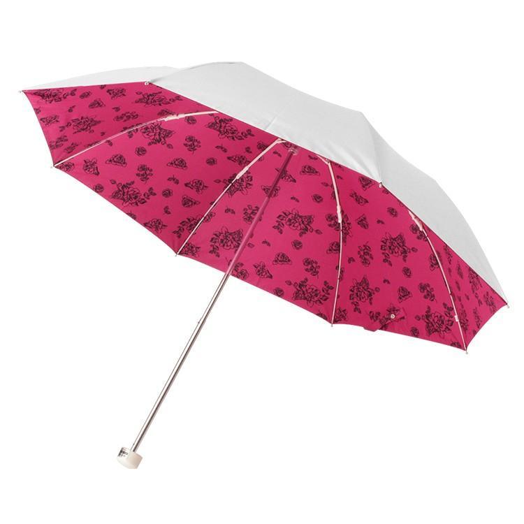 日傘 折りたたみ レディース 晴雨兼用 UVカット率99%以上 遮光率99%以上 UPF50+ 遮熱|story-web|23