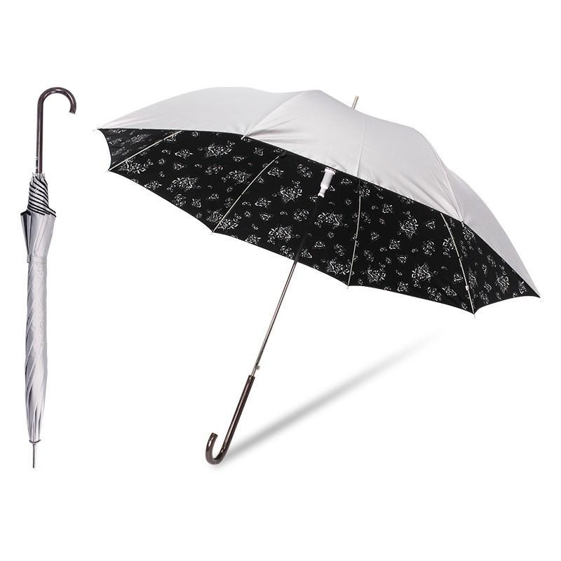 日傘 レディース 長傘 晴雨兼用 UVカット率99%以上 遮光率99%以上 遮熱 大きい|story-web|17