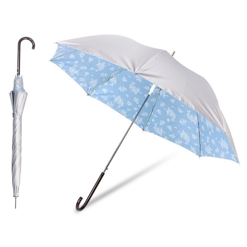 日傘 レディース 長傘 晴雨兼用 UVカット率99%以上 遮光率99%以上 遮熱 大きい|story-web|18