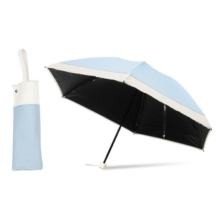 日傘 完全遮光 折りたたみ レディース おしゃれ 晴雨兼用|story-web|14