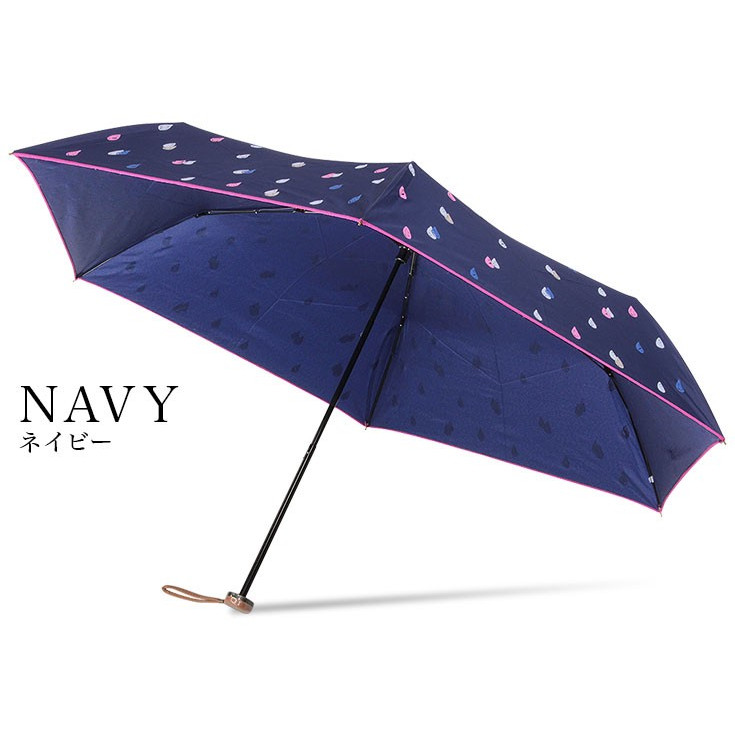 送料無料 折りたたみ傘 レディース 軽量 かわいい グラスファイバー ピコレース 晴雨兼用 story-web 10