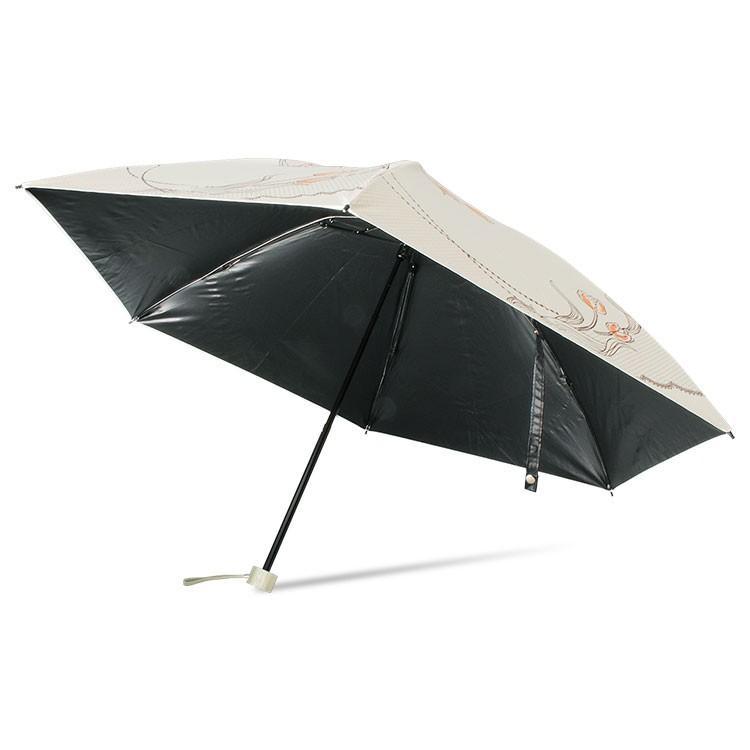 日傘 完全遮光 折りたたみ レディース おしゃれ 晴雨兼用 遮光率100% story-web 29