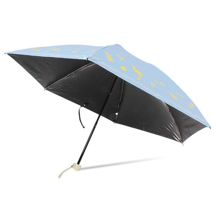 日傘 完全遮光 折りたたみ レディース おしゃれ 晴雨兼用 遮光率100% story-web 30