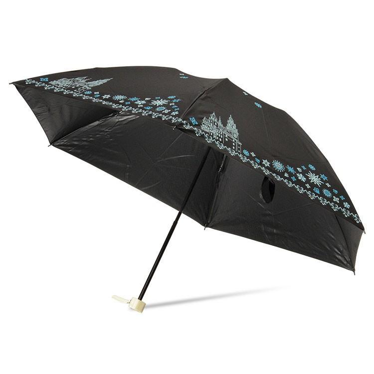 日傘 完全遮光 折りたたみ レディース おしゃれ 晴雨兼用 遮光率100% story-web 20