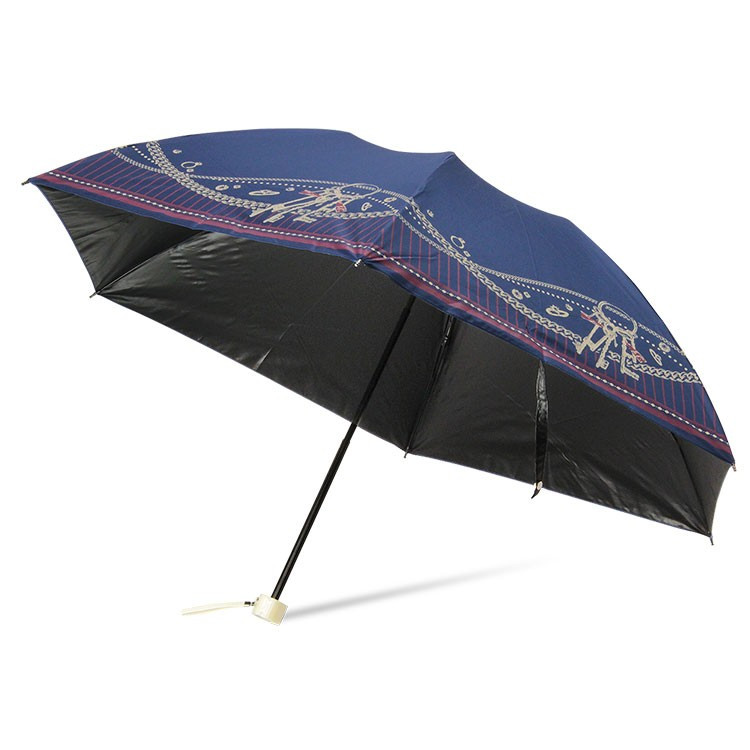 日傘 完全遮光 折りたたみ レディース おしゃれ 晴雨兼用 遮光率100% story-web 22