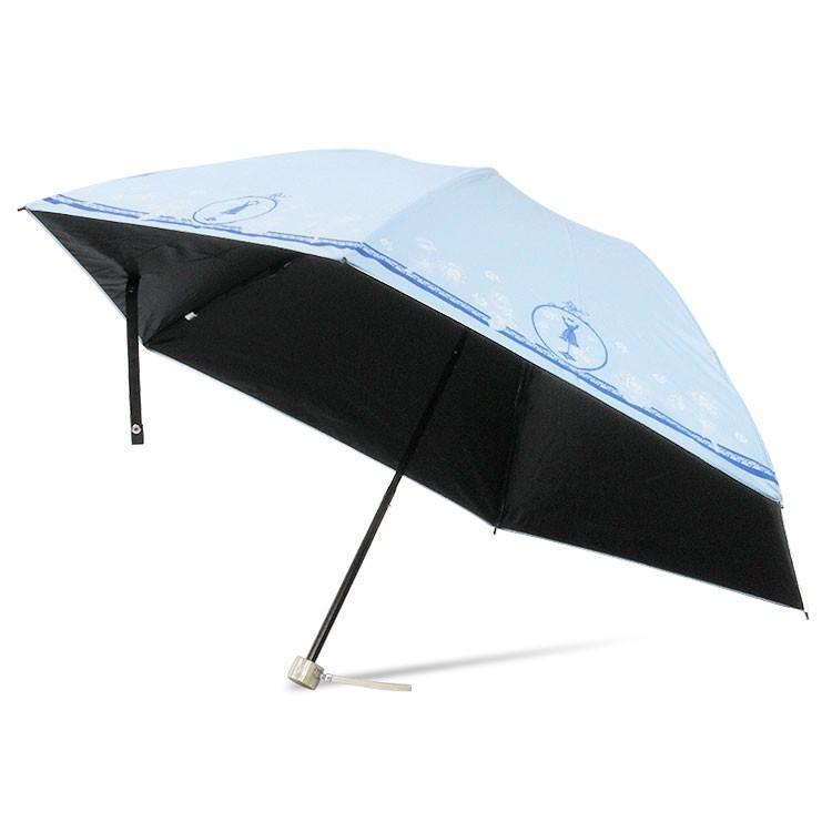 日傘 完全遮光 折りたたみ レディース おしゃれ 晴雨兼用 遮光率100% story-web 25