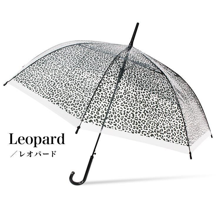 傘 レディース ビニール傘 かわいい おしゃれ ワンタッチ ジャンプ story-web 11