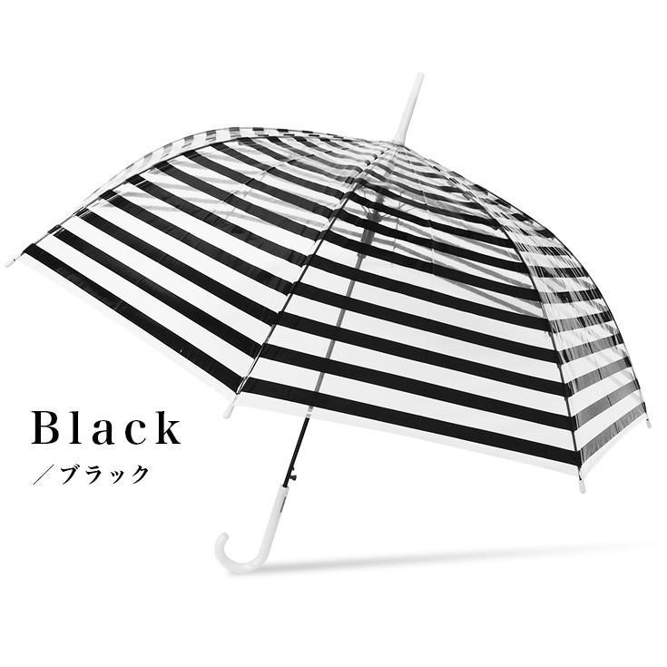 傘 レディース ビニール傘 かわいい おしゃれ ワンタッチ ジャンプ story-web 08