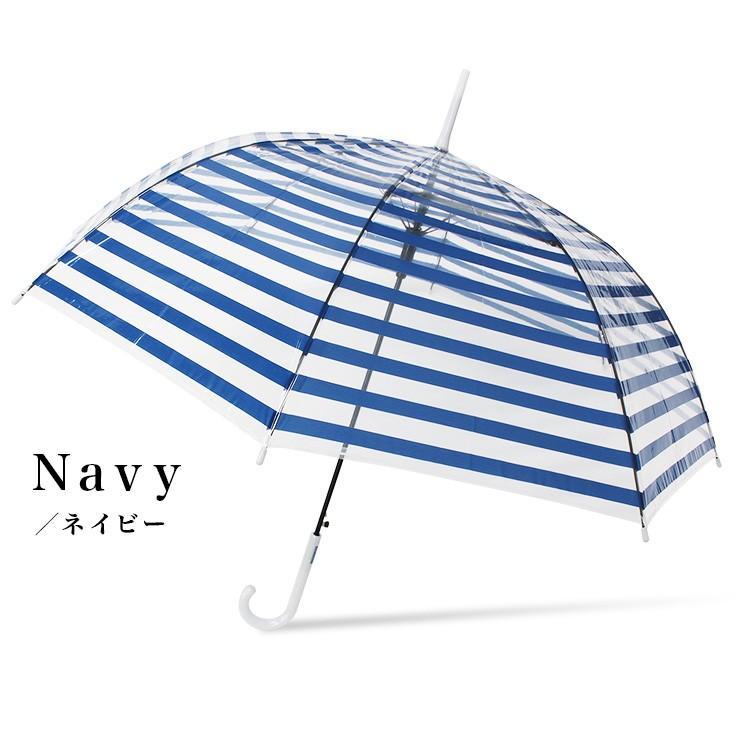 傘 レディース ビニール傘 かわいい おしゃれ ワンタッチ ジャンプ story-web 09