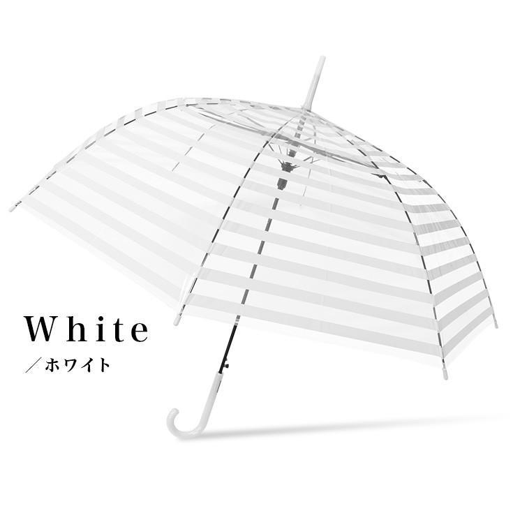 傘 レディース ビニール傘 かわいい おしゃれ ワンタッチ ジャンプ story-web 10