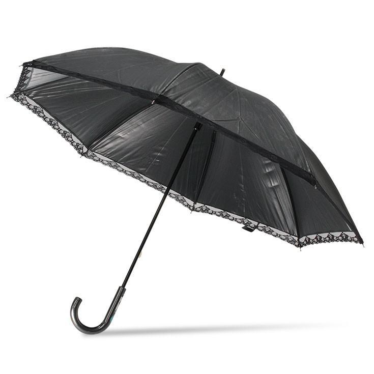 日傘 1級遮光 遮光率99.99%以上 傘 レディース 晴雨兼用 レース UVカット99%以上|story-web|06