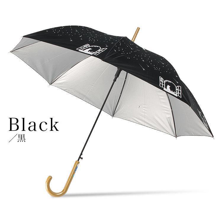 日傘 傘 レディース 猫 ネコ 晴雨兼用 UVカット99%以上 かわいい 遮熱|story-web|09
