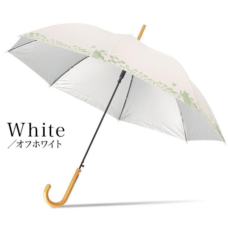 日傘 傘 レディース 猫 ネコ 晴雨兼用 UVカット99%以上 かわいい 遮熱|story-web|08