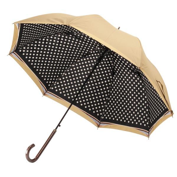 送料無料 日傘 完全遮光 晴雨兼用 UVカット率99% 以上 ジャンプ レディース|story-web|30