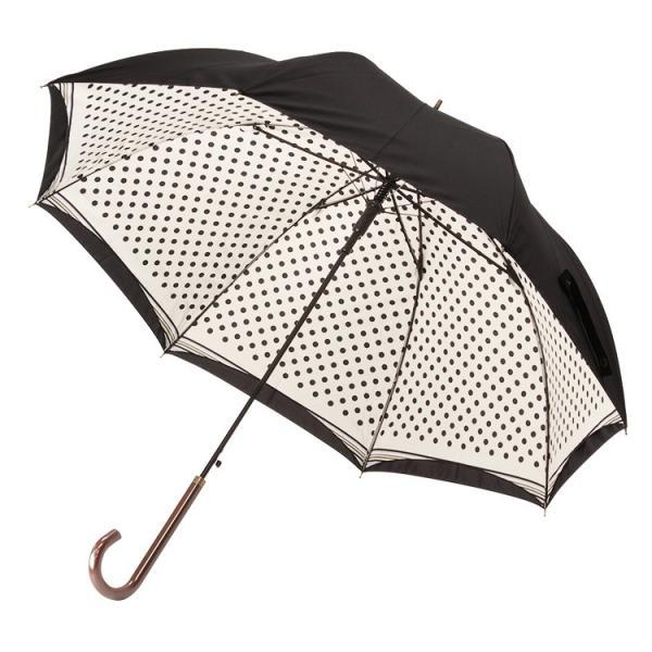 送料無料 日傘 完全遮光 晴雨兼用 UVカット率99% 以上 ジャンプ レディース|story-web|19