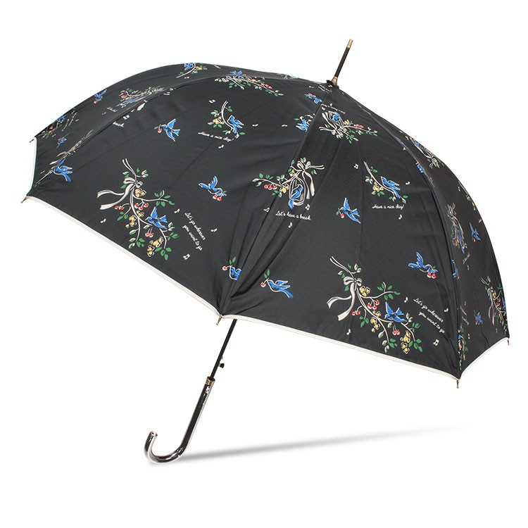 日傘 レディース 長傘 おしゃれ 晴雨兼用 UVカット率99% ジャンプ|story-web|10