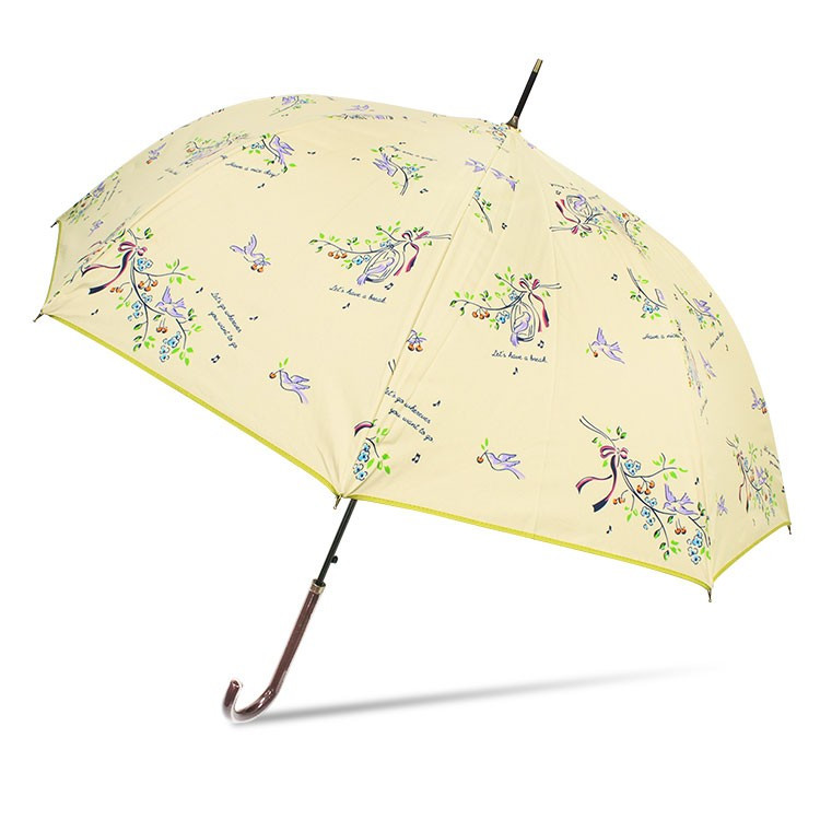 日傘 レディース 長傘 おしゃれ 晴雨兼用 UVカット率99% ジャンプ|story-web|09