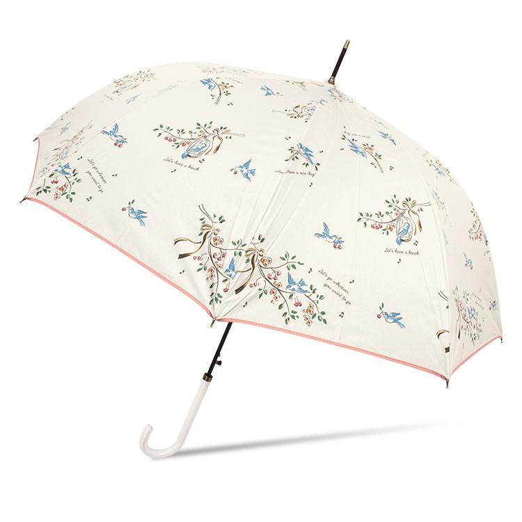 日傘 レディース 長傘 おしゃれ 晴雨兼用 UVカット率99% ジャンプ|story-web|08