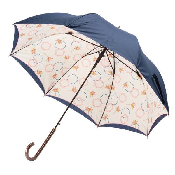 送料無料 日傘 完全遮光 晴雨兼用 UVカット率99% 以上 ジャンプ レディース|story-web|21