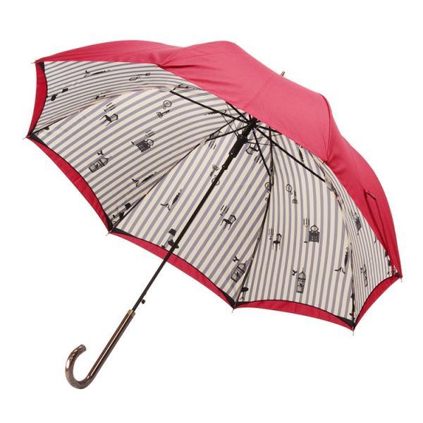 送料無料 日傘 完全遮光 晴雨兼用 UVカット率99% 以上 ジャンプ レディース|story-web|25