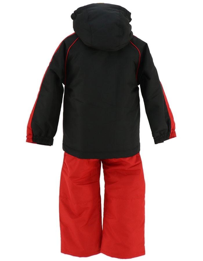 キッズ スキーウェア 上下セット サイズ調節可能 オンヨネ 子ども用 スキージャケットパンツセット
